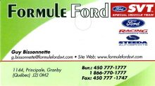 Formule Ford