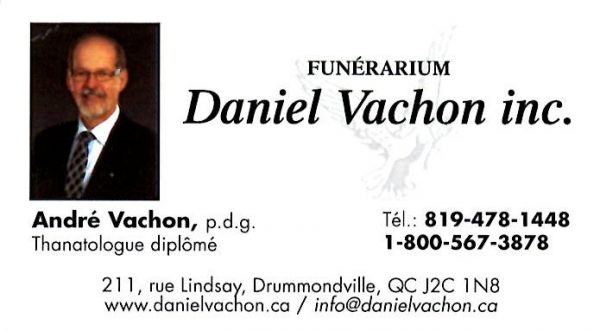 Funérarium Daniel Vachon