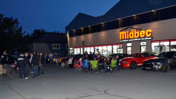 Rencontre hebdomadaire chez Midbec – 27 septembre 2019