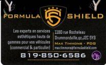 Formula Shield